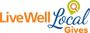 LiveWellLocal Gives logo